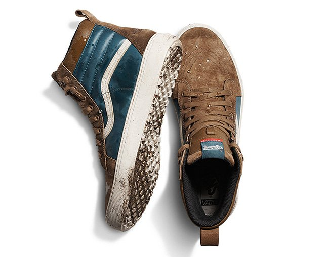 Vans The North Face Sneakers