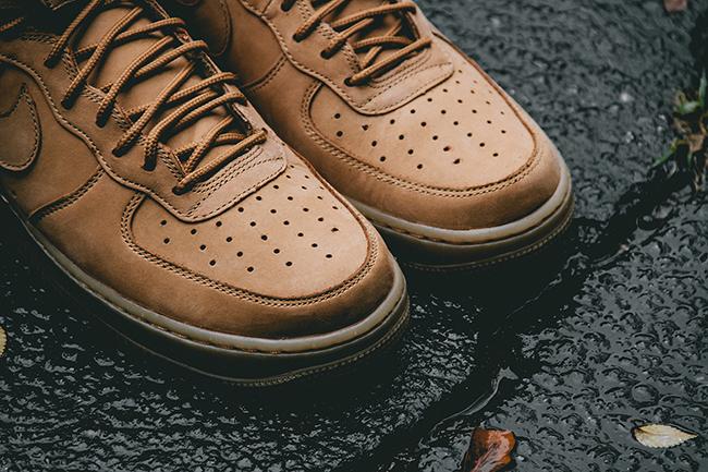 Wheat Nike Air Force 1 2015