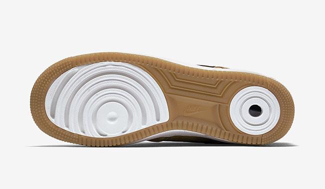 Wheat Nike Air Force 1 Elite