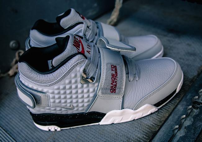 Wolf Grey Nike Air Cruz