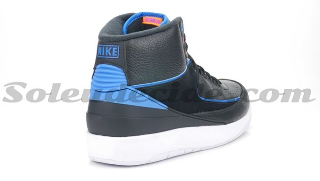 2016 Air Jordan 2 Radio Raheem