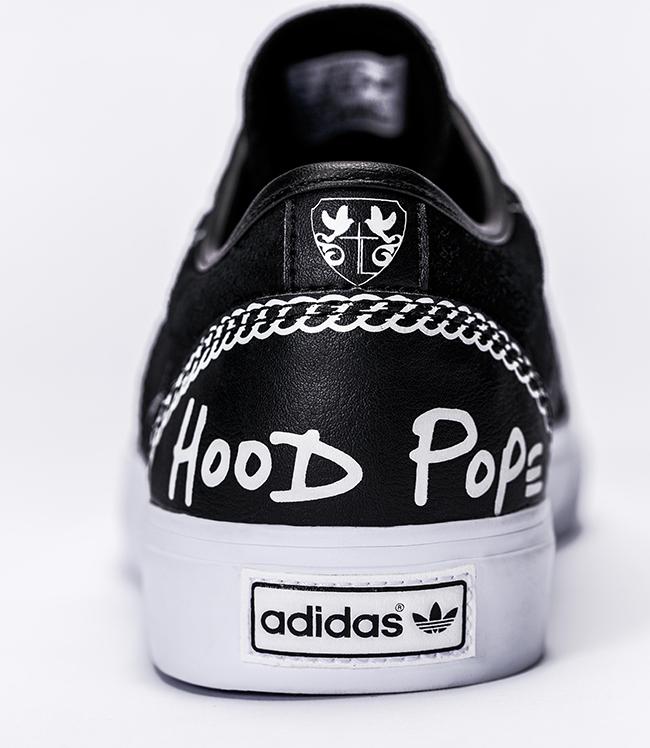 A$AP Ferg Traplord adidas adi Ease Black