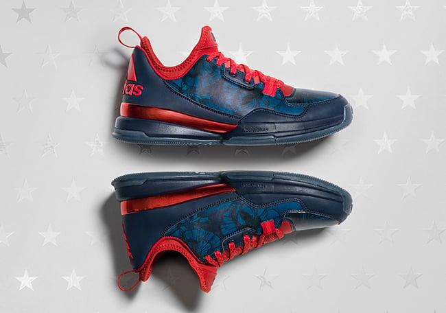 adidas Basketball Veterans Day Collection