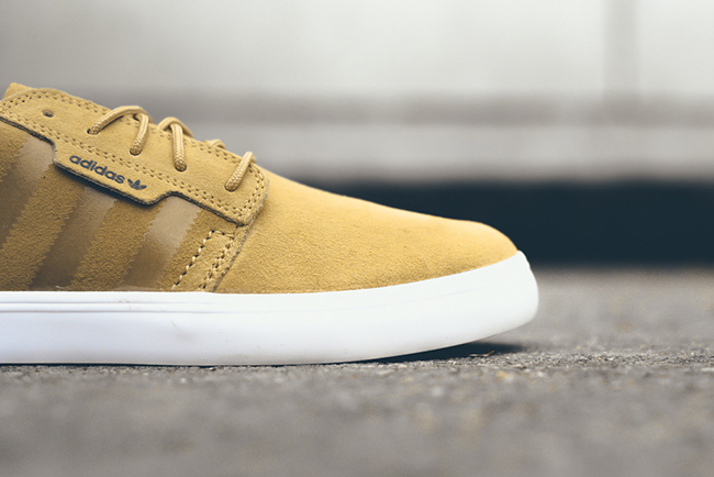 adidas Seeley Deconstructed Tan