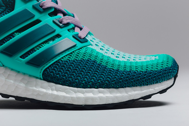 adidas ultra boost womens clear green