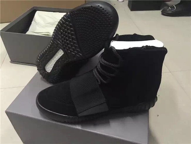 adidas Yeezy 750 Boost Black Release