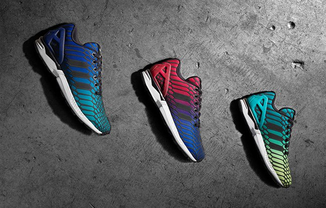 adidas ZX Flux XENO Negative Pack