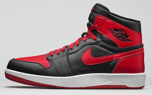 Air Jordan 1.5 Bred Gym Red
