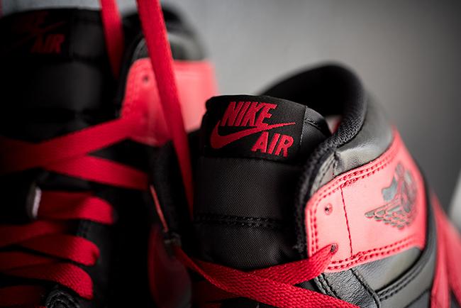 Air Jordan 1.5 Bred Releasing