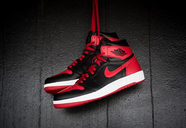 1771b85cf3765d Air Jordan 1.5 Bred 768861-001 Release Date