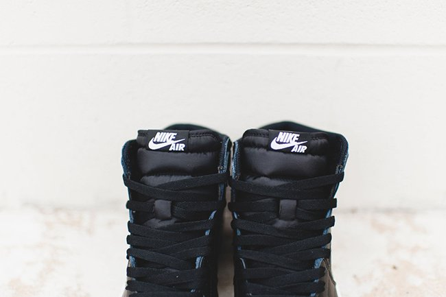 Air Jordan 1 Cyber Monday Black White