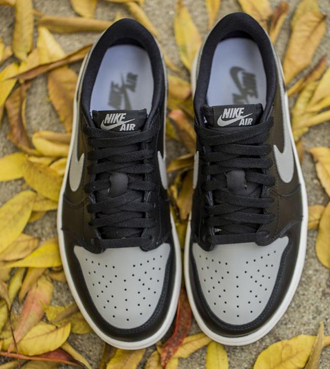 Air Jordan 1 Retro Low OG Shadow Release Date  085c8d880b