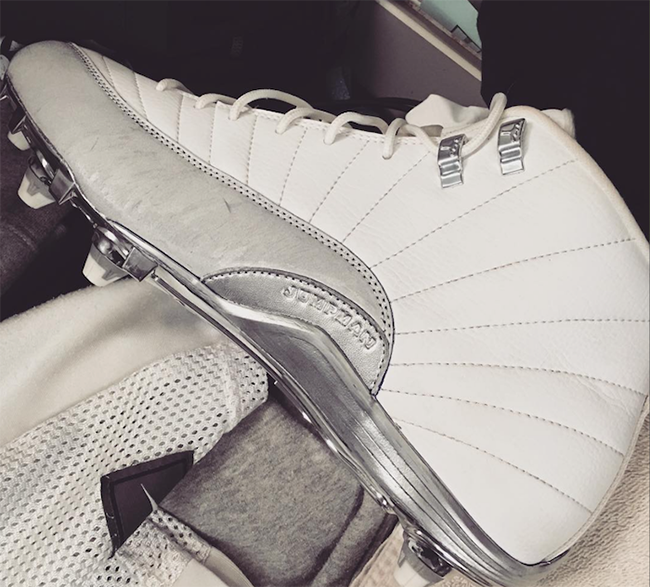 Air Jordan 12 Dez Bryant Thanksgiving