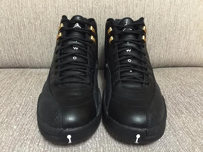 Air Jordan 12 The Master Details