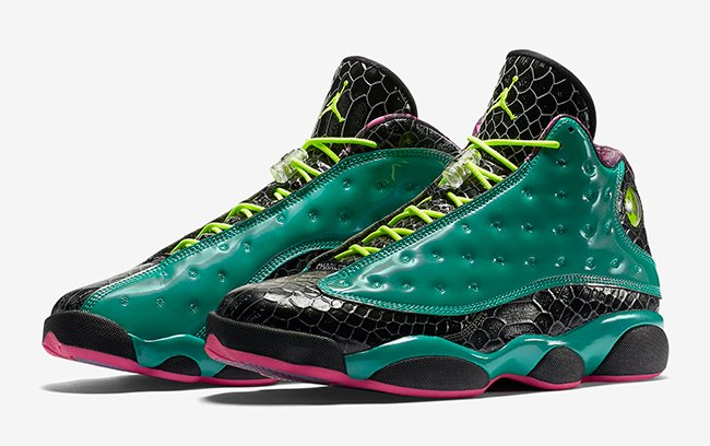 Air Jordan 13 DB Doernbecher