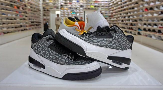Air Jordan 3 Anaconda Drake