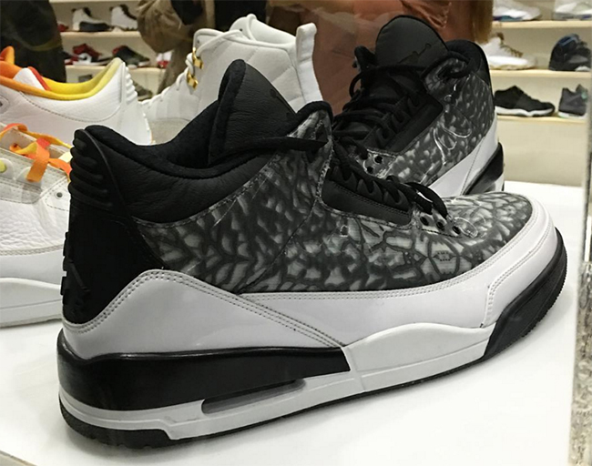 Drake Air Jordan 3 Anaconda
