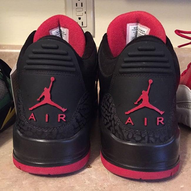 quality design f3647 b7eb9 Air Jordan 3 Bred Sample   SneakerFiles