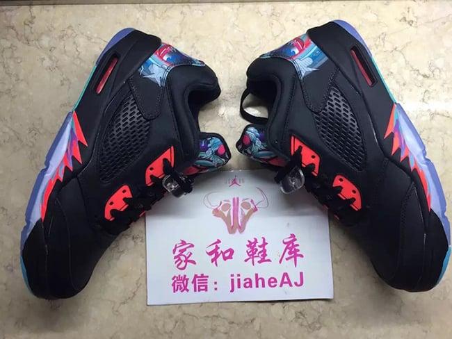 Air Jordan 5 Low 2016 China