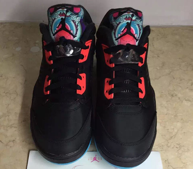Air Jordan 5 Low 2016 China