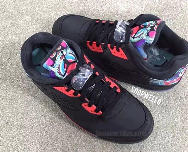 Air Jordan 5 Low Chinese New Year 2016