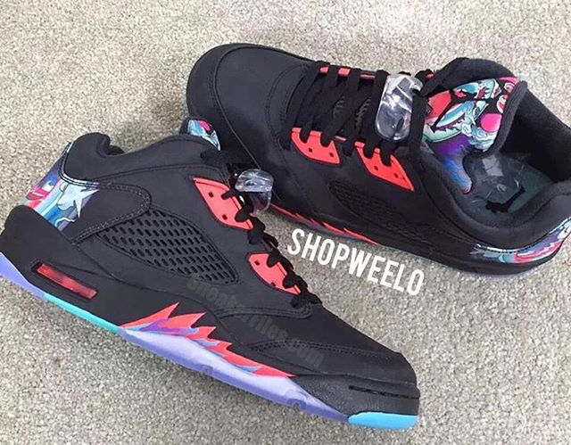 Air Jordan 5 Low Chinese New Year 2016