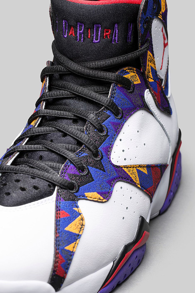 Air Jordan 7 Nothing But Net Releasing