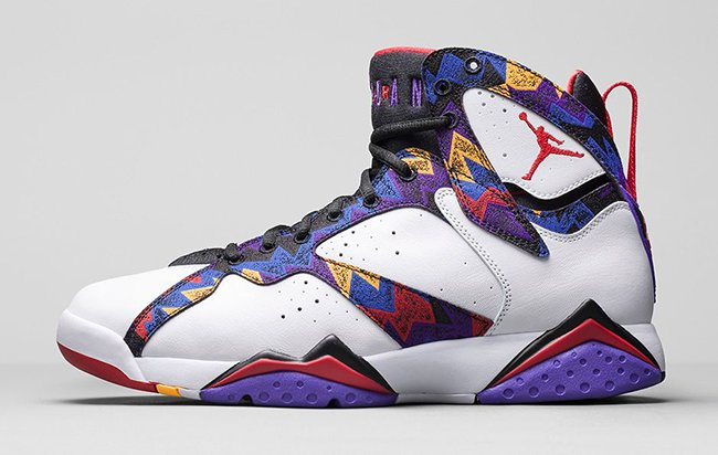 Nike Air Jordan 7 Commerciale