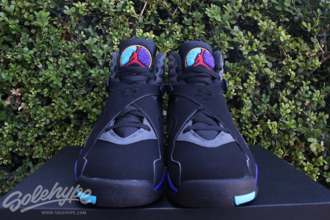 Air Jordan 8 Aqua Buy Early
