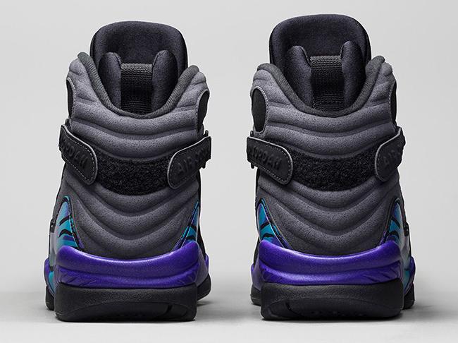 Air Jordan 8 Aqua Black Friday Release