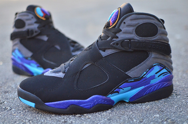 Air Jordan 8 Remastered