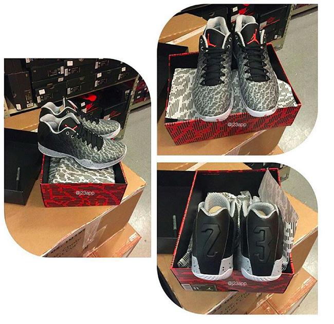 Air Jordan XX9 Low Black Infrared