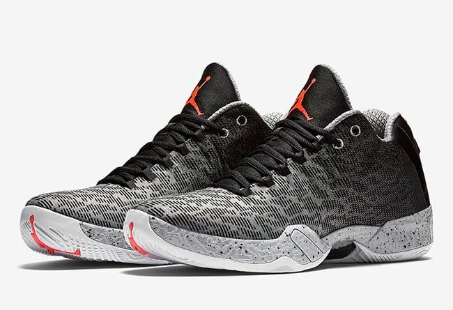 Air Jordan XX9 Low Black Infrared Release