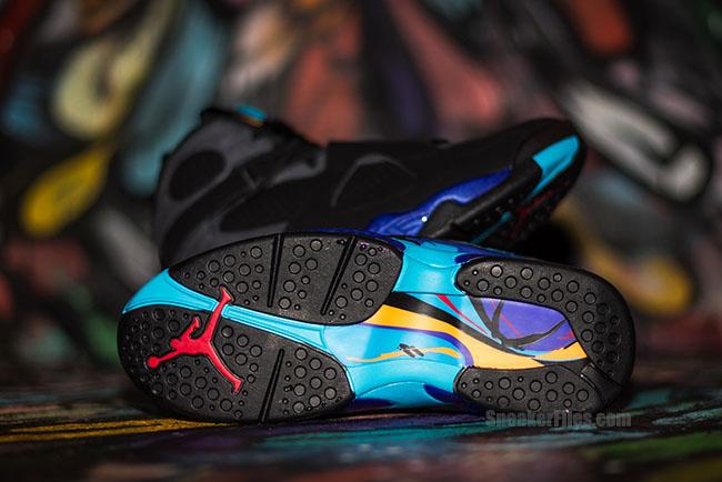 Aqua 2015 Air Jordan 8