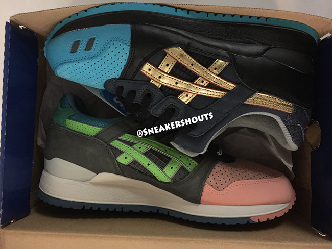 Asics Gel Lyte III What The Fieg