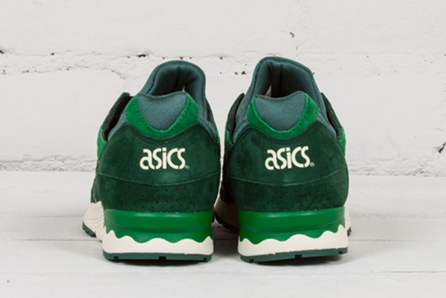 Asics Gel Lyte V Dark Green