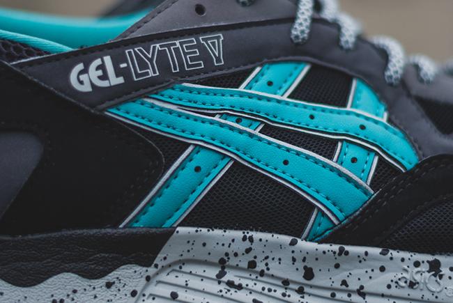Asics Gel Lyte Chaussures De V Noir / Gris Doux (gore-tex) iyzDX