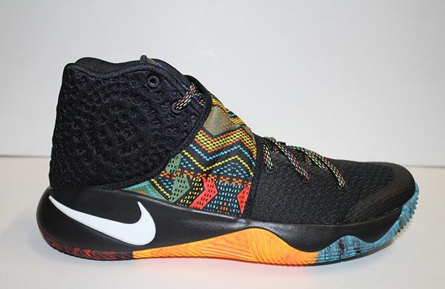 BHM Nike Kyrie 2 Release