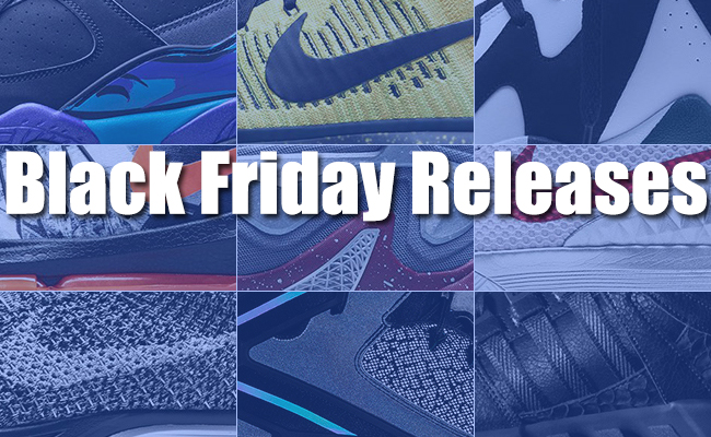 Black Friday Sneaker Releases 2015 Guide bf851a2a9