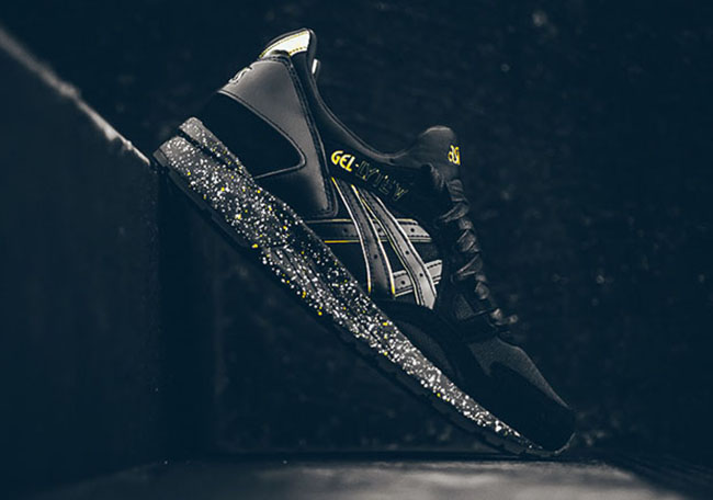 Black Gold atmos Asics Gel Lyte V