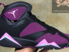 Black Mulberry Air Jordan 7 GS
