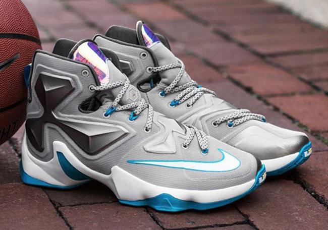 Blue Lagoon Nike LeBron 13