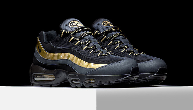 timeless design 642aa f3ec8 Nike Air Max 95 Bronze | SneakerFiles