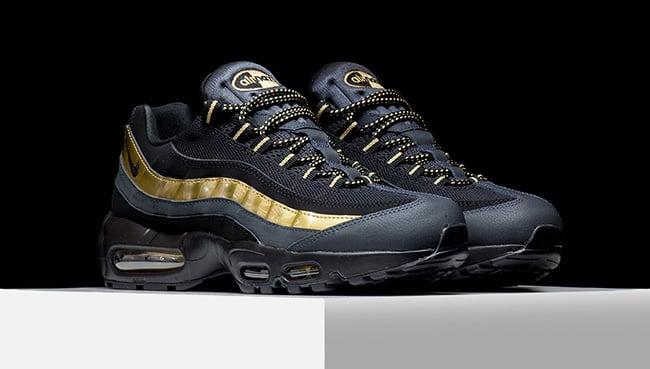 Nike Air Max 95 Bronze   SneakerFiles