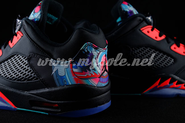 China Air Jordan 5 Low 2016 Release