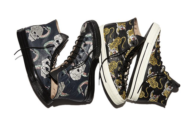 Converse Chuck Taylor 70 Souvenir Jacket Collection