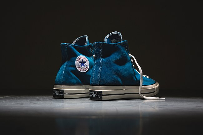Converse Chuck Taylor All Star 70s Suede Collection