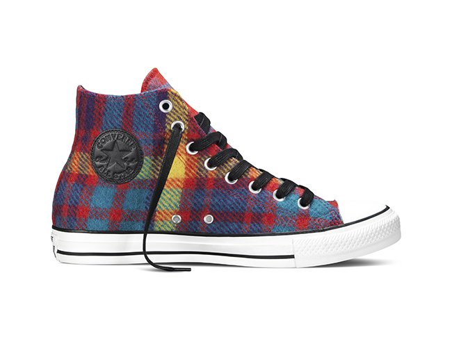 Converse Chuck Taylor All Star Woolrich Collection