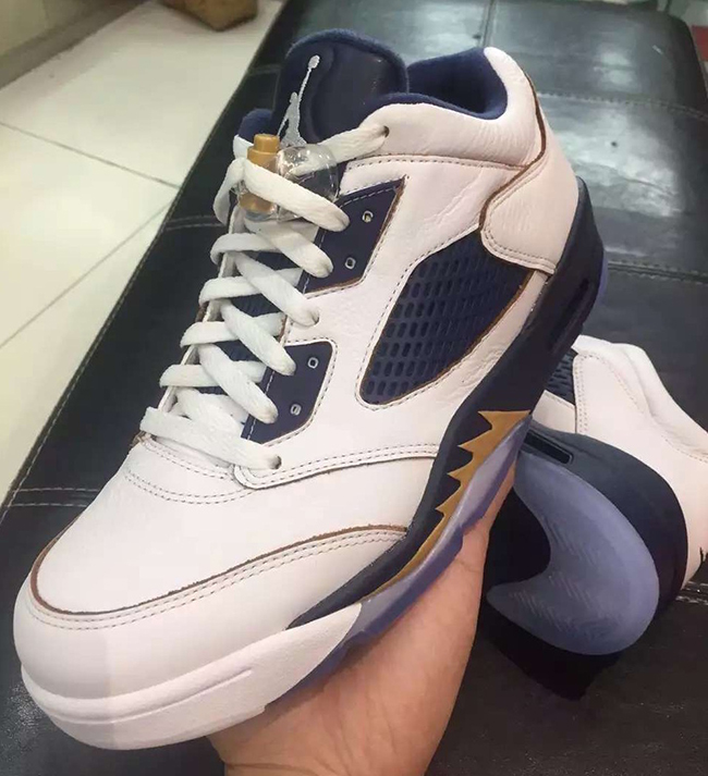 outlet store 0285c 24ca0 Dunk From Above Air Jordan 5 Low 2016