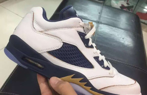Dunk From Above Air Jordan 5 Low 2016